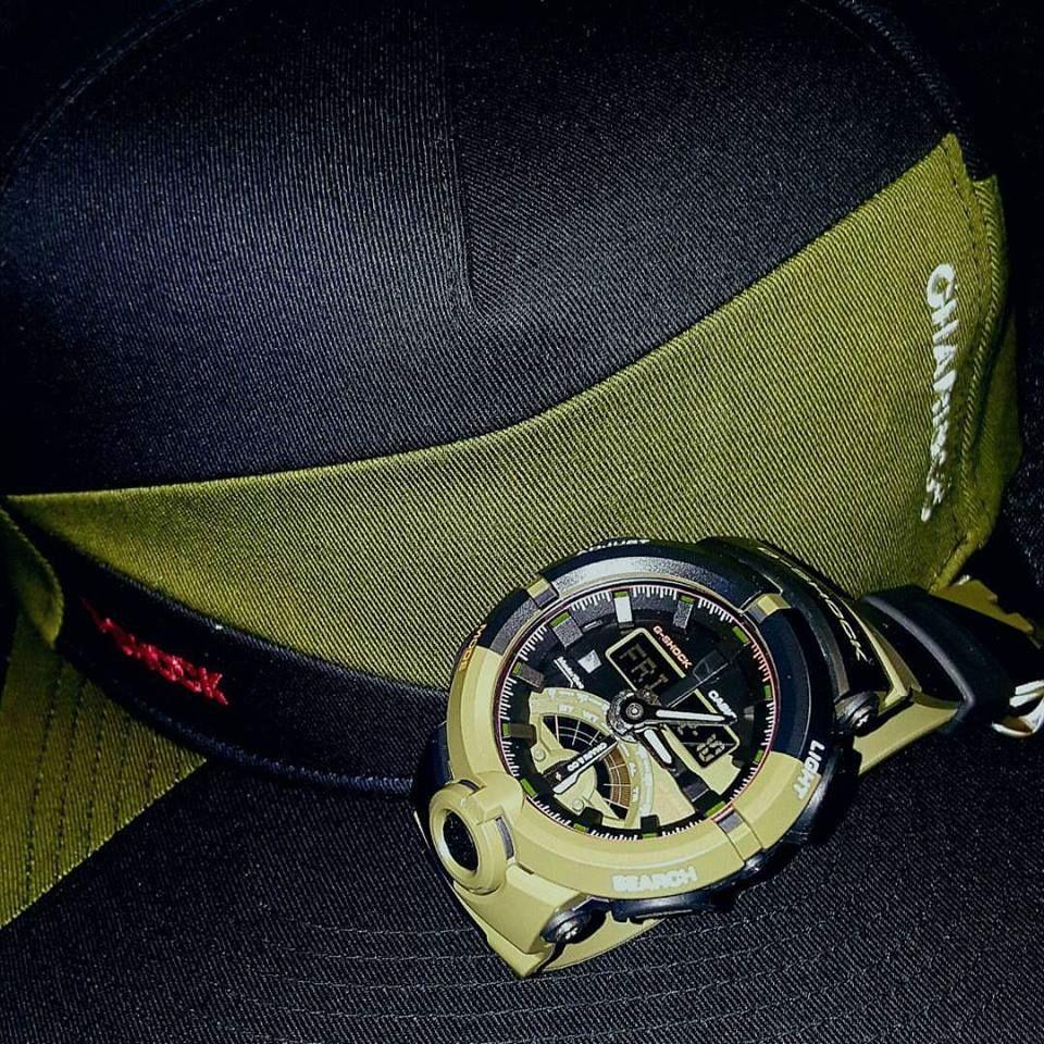 G Shock Chari Co Ga 500k 3 Collaboration Watch Limited Casio Jam Tangan 110mc 1adr Original
