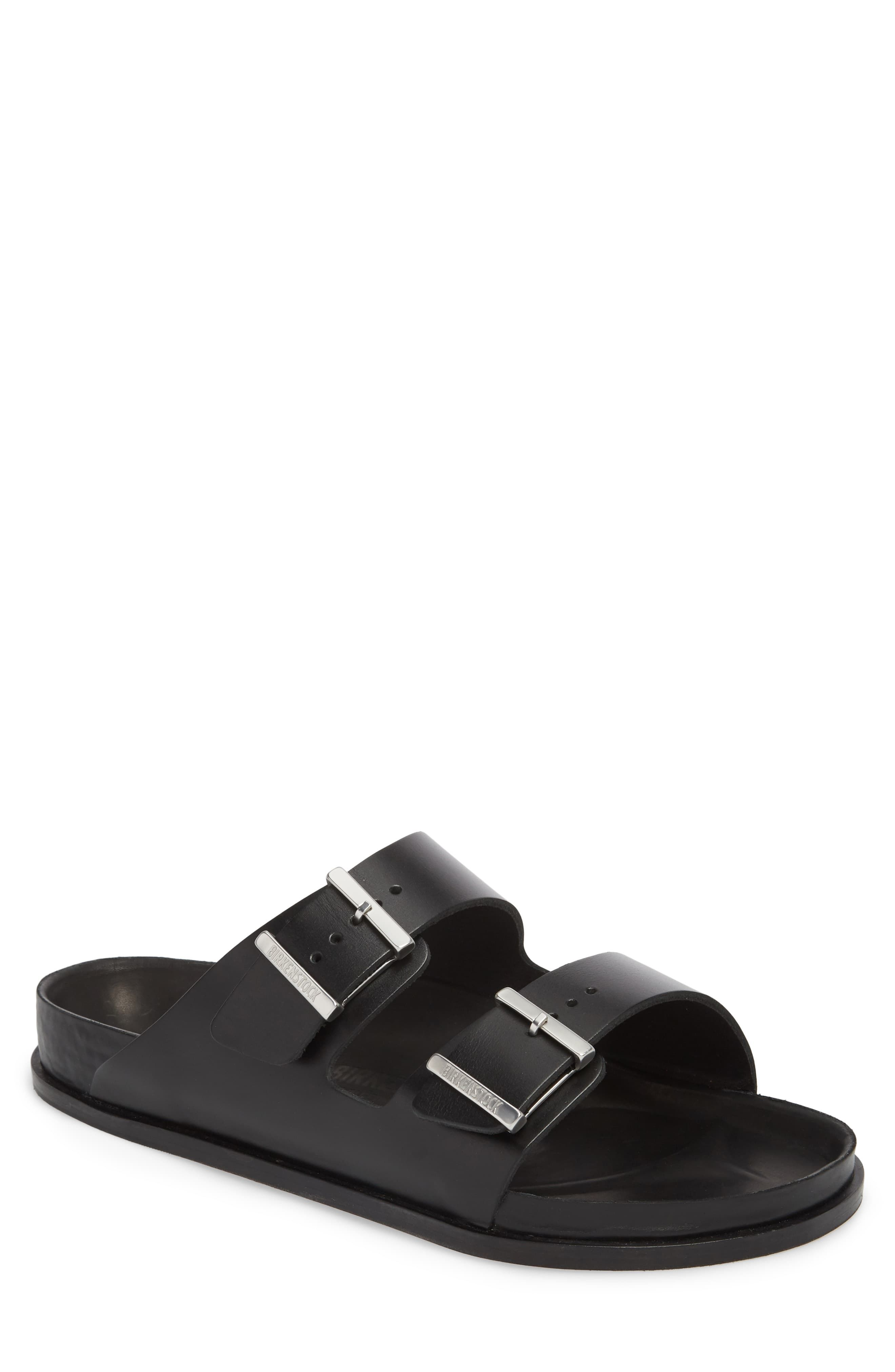 Birkenstock Arizona Premium Slide Sandal (Men) | Nordstrom