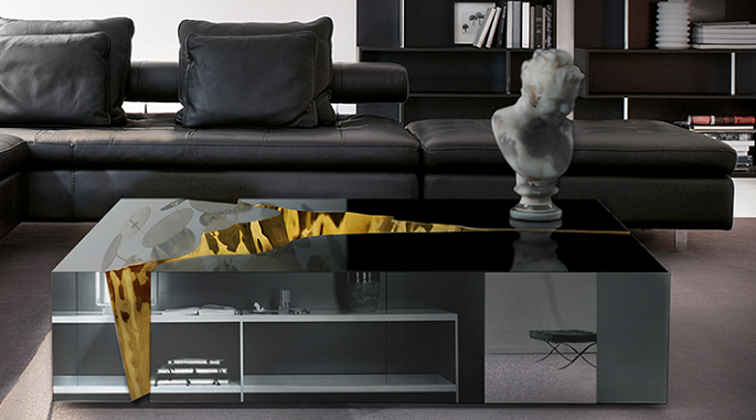 Boca Do Lobo Lapiaz Coffee Table, Is A Luxurious Design Piece That Will  Make A Statement In Every Contemporary Living Room. See The Latest Design  Products ...