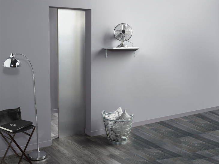 Des Id Es De Portes Coulissantes Leroy Merlin Porte Coulissante Loft Aluminium Pleine Artens