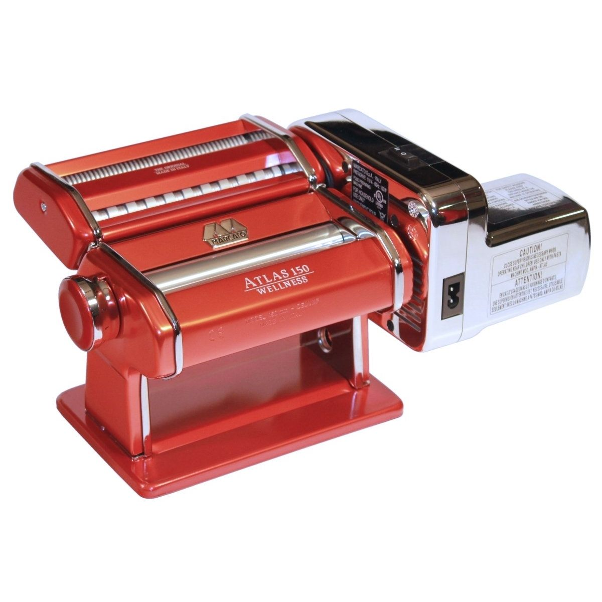 marcato atlas pasta machine motor