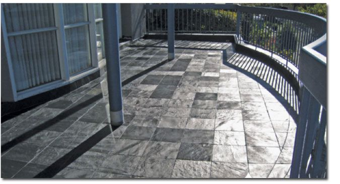 Deck Tiles Pictures Outdoor Living Spaces Waterproof