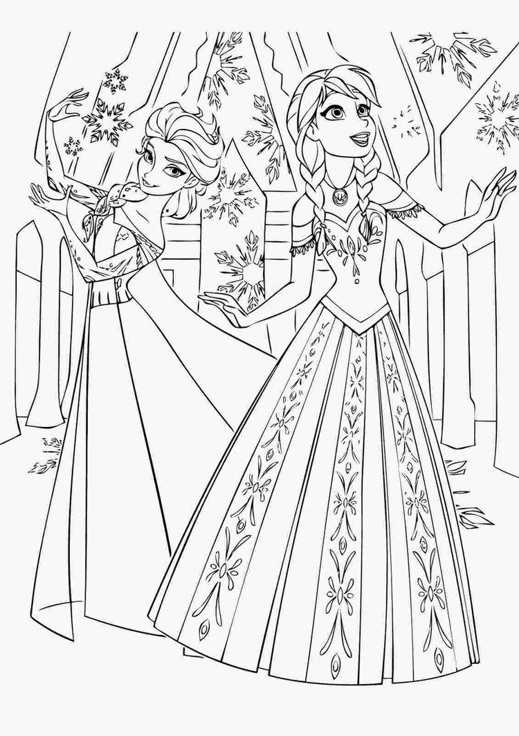 Free Elsa Coloring Pages Printable Free Coloring Sheets Elsa Coloring Pages Frozen Coloring Anna Coloring Pages