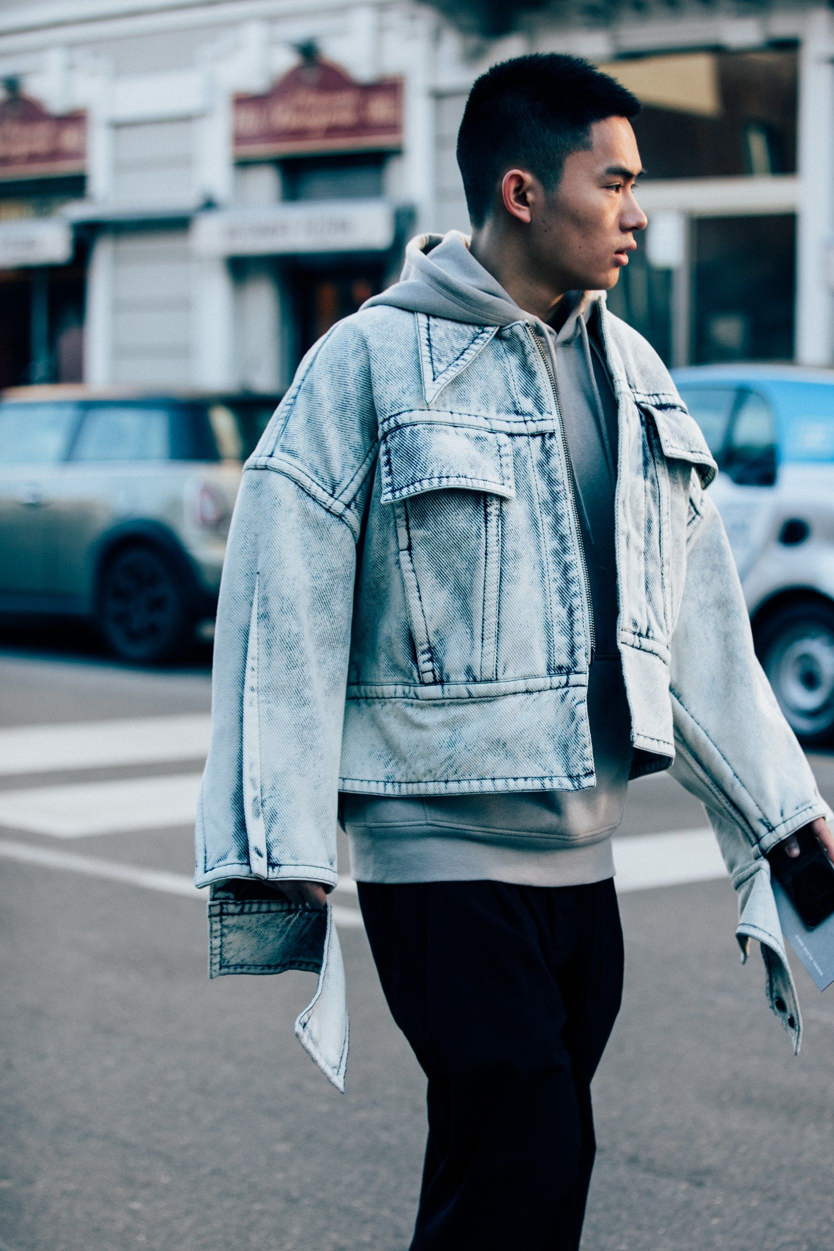 The Best Street Style from Milan Fashion Week Photos | GQ