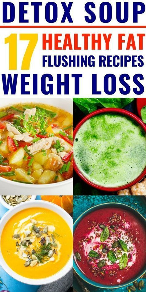 Detox Soup For Weight Loss: 17 Detox Soup Recipes That Flush The Fat -   12 healthy recipes Soup fitness ideas