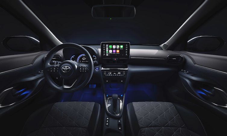 Toyota Reveals All New Yaris Cross Compact Suv In 2020 Yaris Toyota Compact Suv