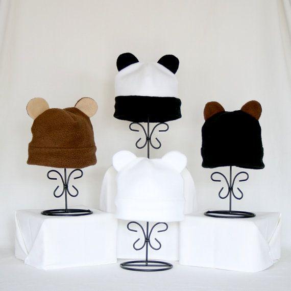 Sombrero del oso polar, oso marrón, oso negro, Oso Polar, Panda ...