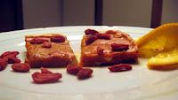 Orange Goji Berry White Chocolate