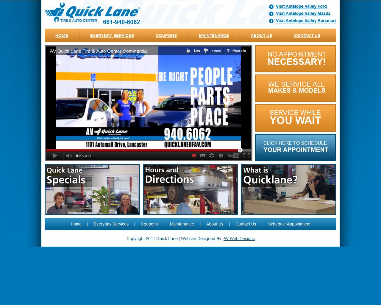 Www Quicklaneofav Com Make Model Ford Commercial