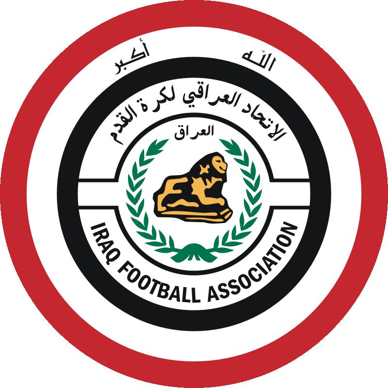 Iraque Iraque Futebol Escudos De Futebol