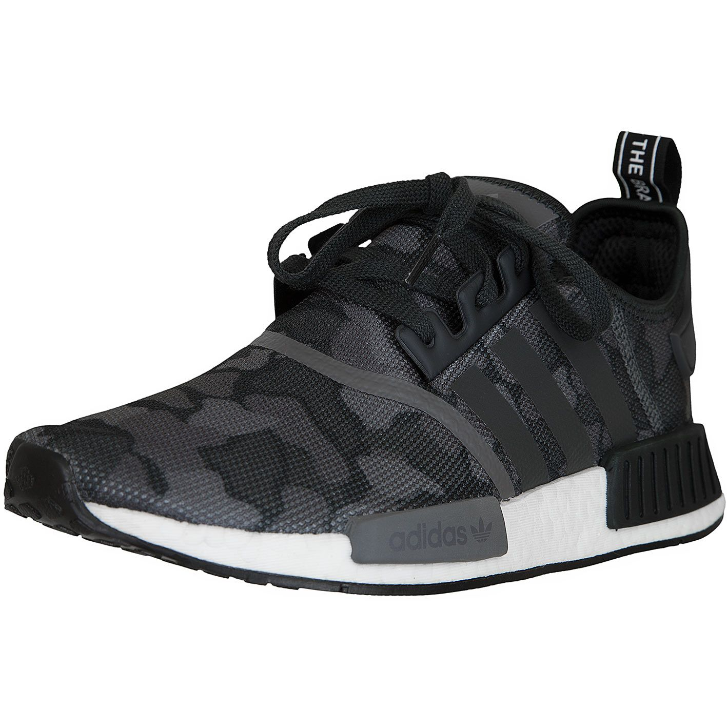 ☆ Adidas Originals Sneaker NMD R1 schwarzgrau hier