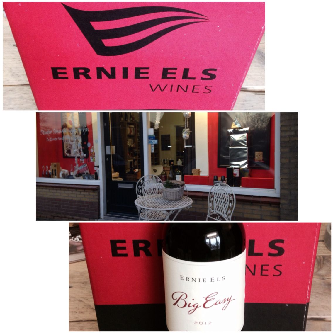 Ernie Els What Else In Smaakvanwijn Soest Wijn
