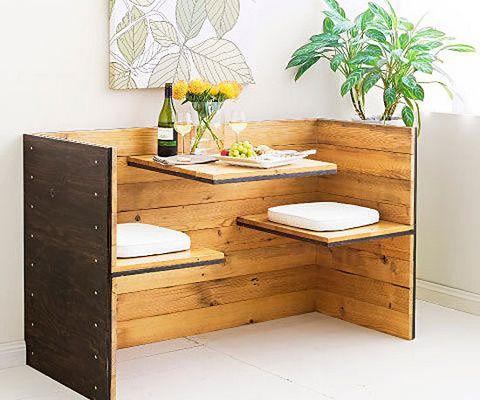 f r romantische stunden auf kleinstem raum m bel pinterest haus zuhause und ideen. Black Bedroom Furniture Sets. Home Design Ideas