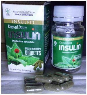 té de diabetes herbal Daun