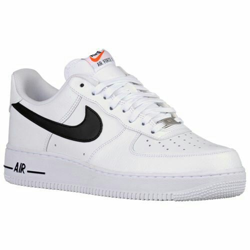 Nike Air Force 1 - Low - Men's $89.99 Selected Style: White/Black/
