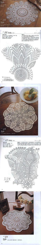 Вязание | Carpeta, Tapetes y Mantel