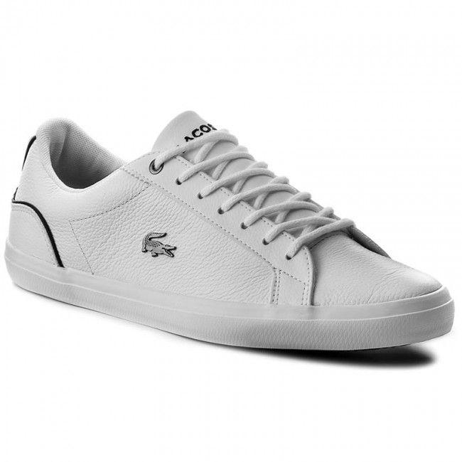Sportcipő LACOSTE - Lerond 317 4 Cam 7-34CAM0090147 Wht Blk  8902705542