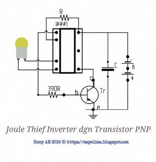 Free Energy Circuit Power Supply Circuits Power Supply Circuit Joule Thief Electronic Schematics