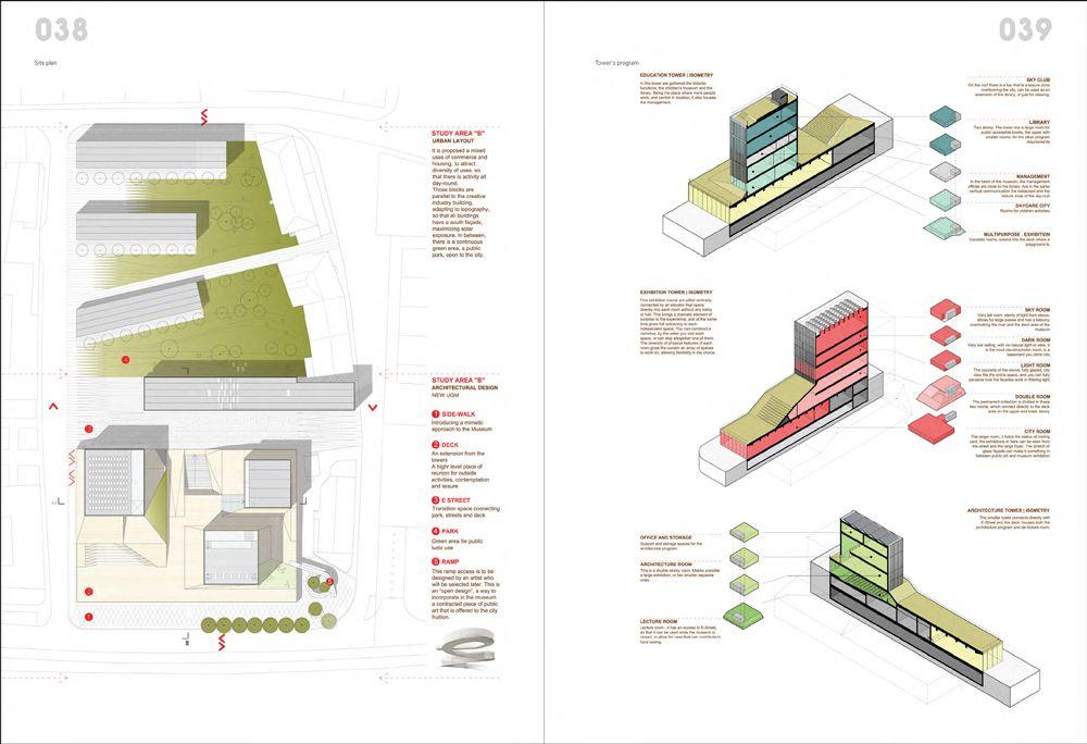 architectural and program diagram vol. 1 | diagraming ... program diagram
