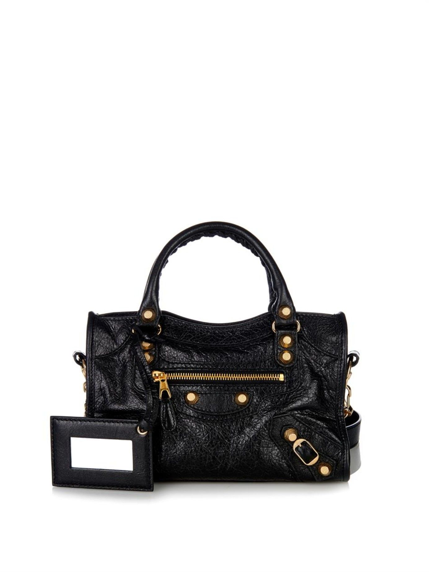 Bag Uk Giant Cross Matchesfashion Mini City Balenciaga com Body g884IHwq
