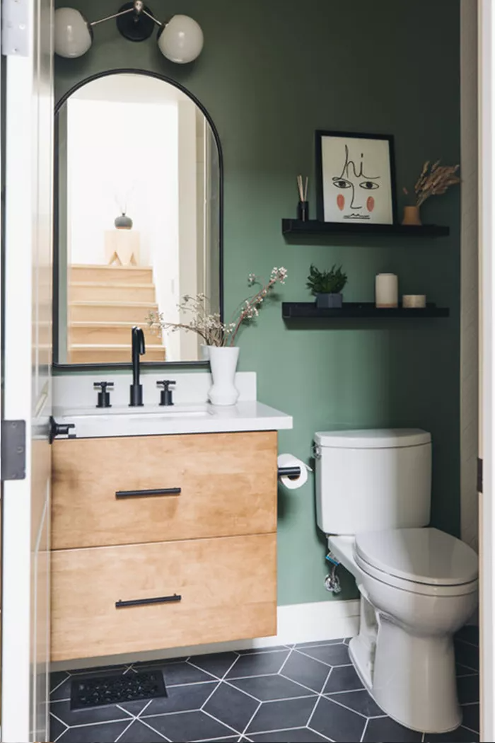 Photo of These Small Bathroom Ideas Will Make Your Space Feel So Much Bigger
