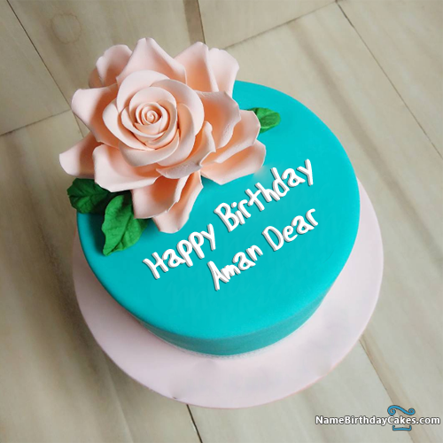 I Have Written Aman Dear Name On Cakes And Wishes On This Birthday Wish And It Is Amazing New Birthday Cake Beautiful Birthday Cakes Happy Birthday Cake Photo Such as png, jpg, animated gifs, pic art, logo, black and white, transparent, etc. birthday cake beautiful birthday cakes