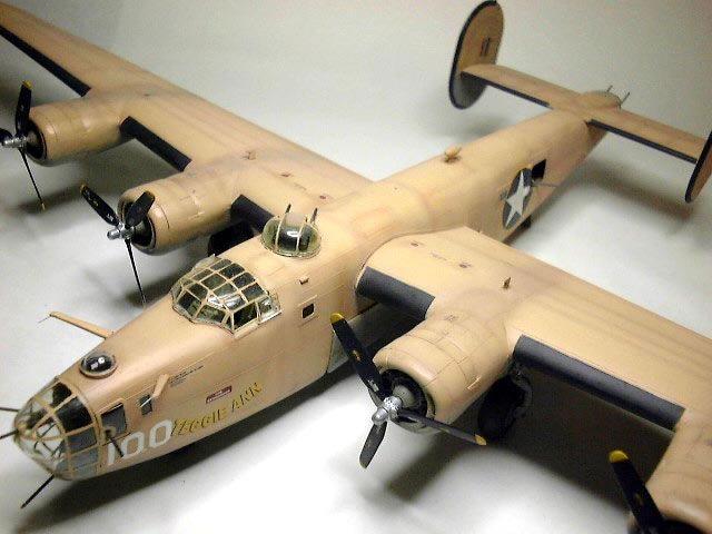 1:48 b-24 | liberator model aircraft | Model airplanes, Lego