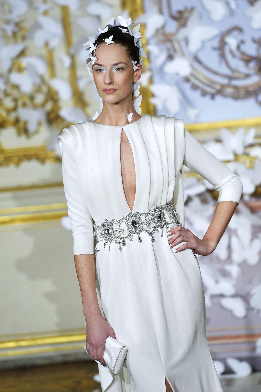 Alexis mabille wedding dress wedding gamos fashion