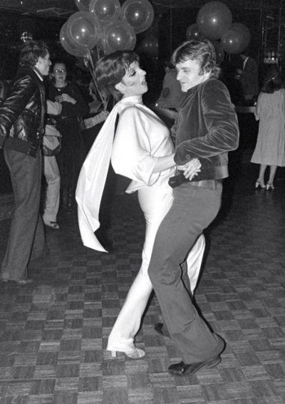 Liza Minnelli & Mikhail Baryshnikov, 1979