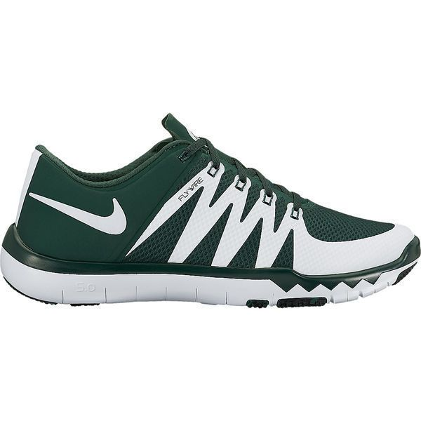 Nike Free Trainer 5.0 V6 AMP Michigan State Spartans Mens