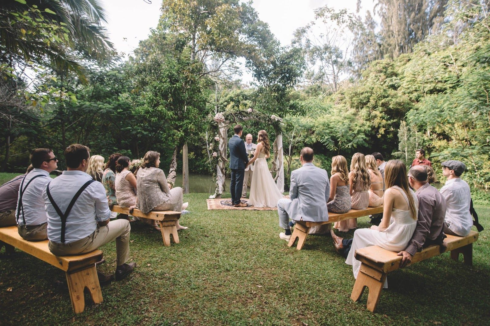 Concluding our Travels with // Kelsey   Jarrett >> A Romantic and Intimate Kauai Wedding