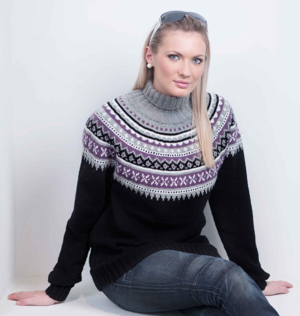 genser størrelser