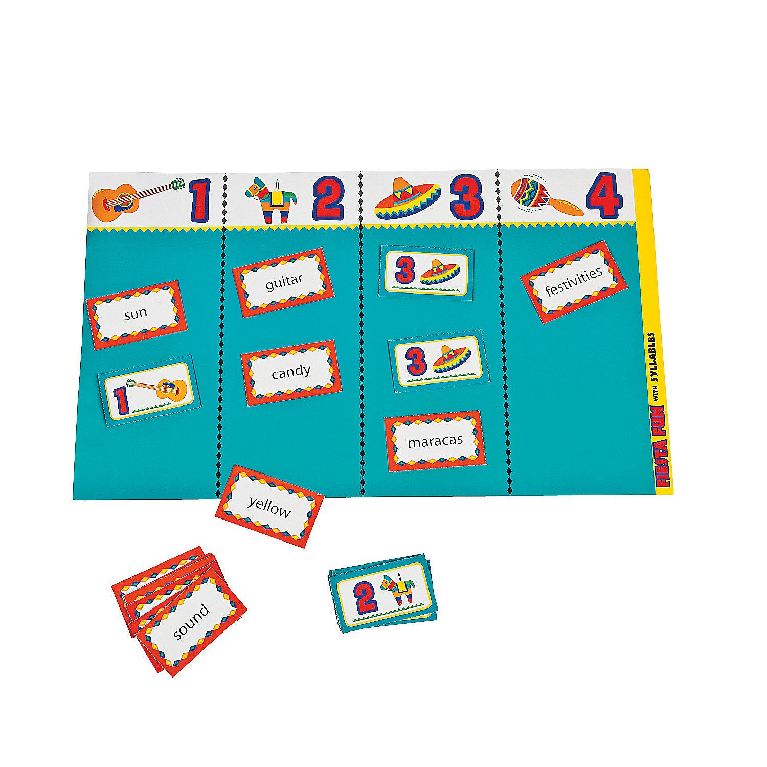 Syllable Mat Game