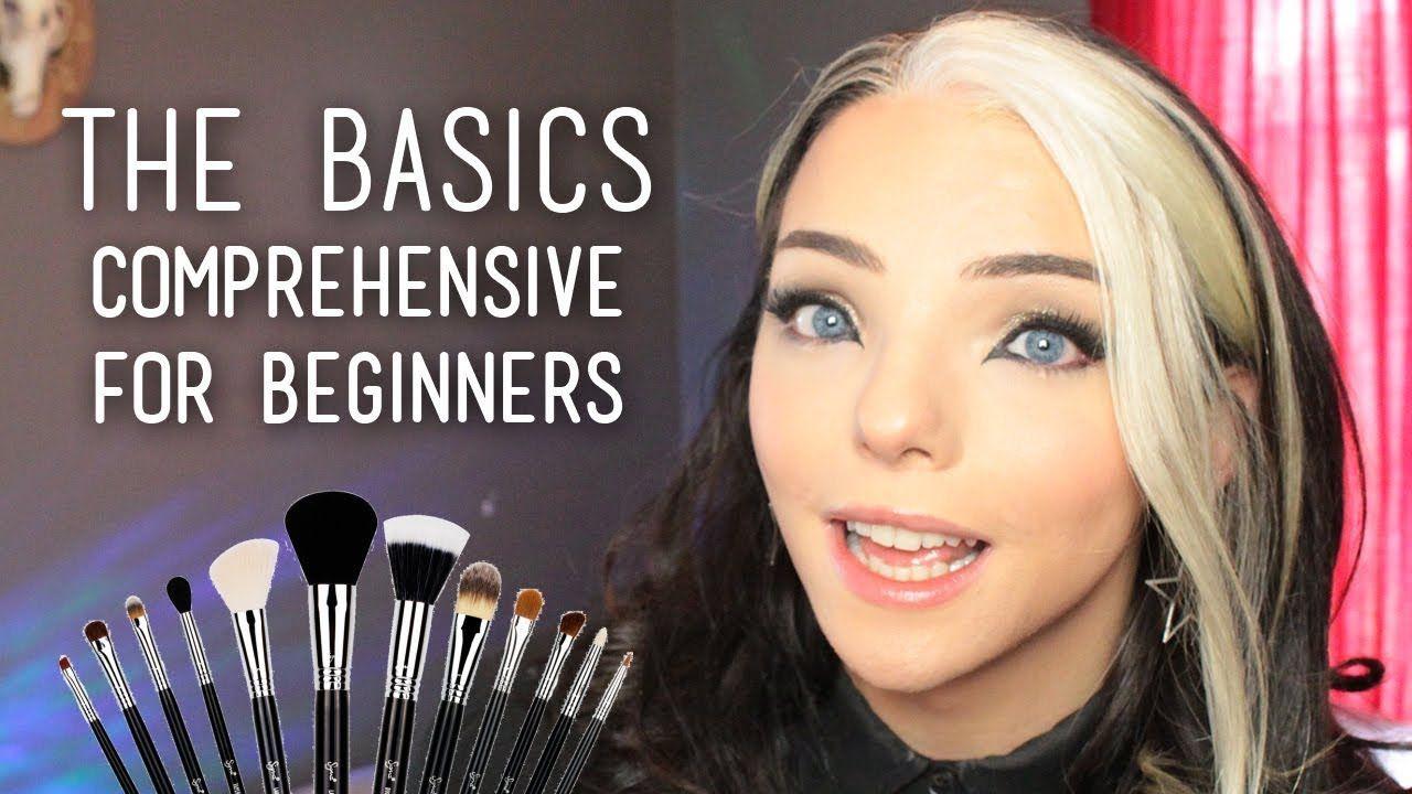 Transition 101 Makeup Class for Beginners! Stef