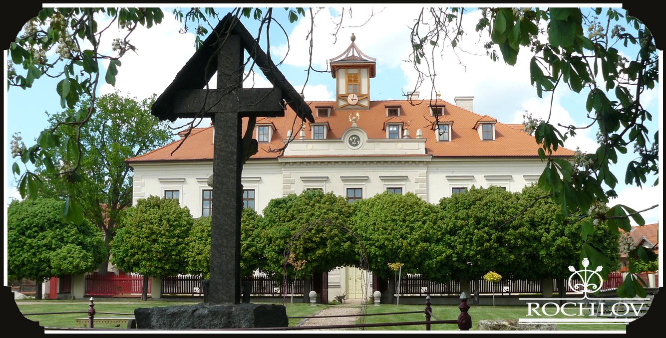 Zámek - Pegisan / zámek Rochlov