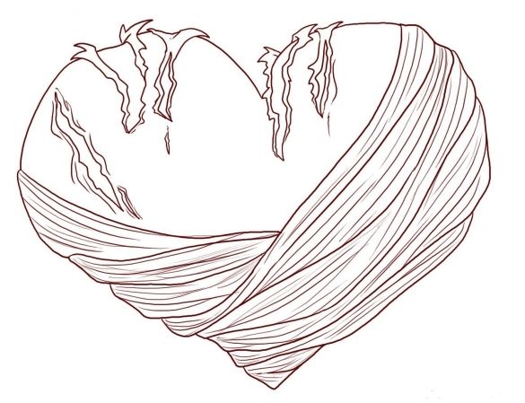 Coloring Pages Of Broken Hearts Coloring Pages Drawings Pinterest Love Drawings Bleeding Heart
