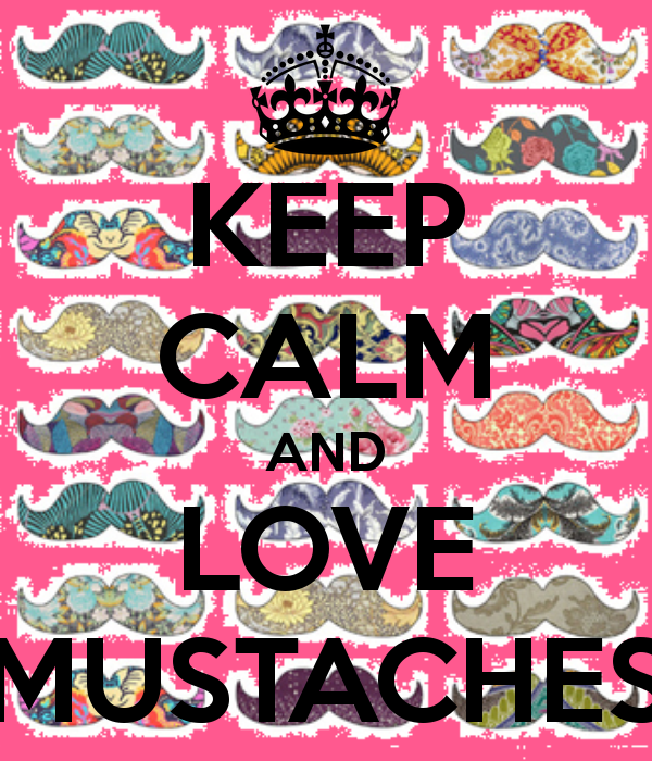Backgrounds For Colorful Mustache Wallpapers