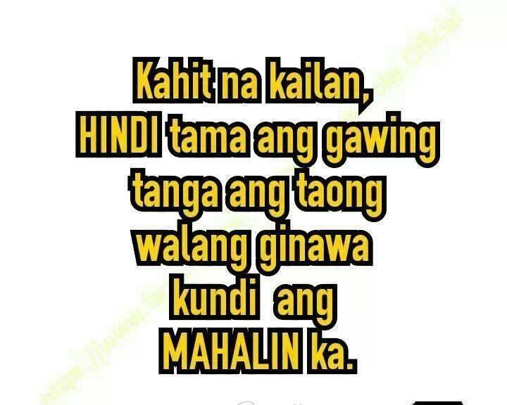 MAKASARILI AT PAASA!!!   Hugot lines tagalog love, Love life ...