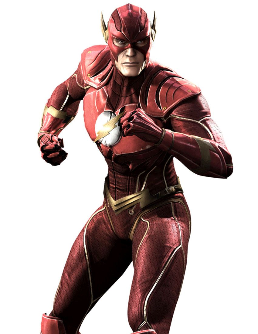 Flash Characters Art Injustice Gods Among Us Superhero Flash Characters The Flash