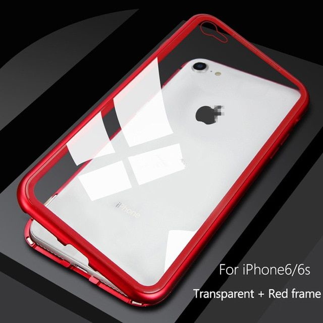 Cover iPhone 8/7/6S/6 Plus - Red Cross