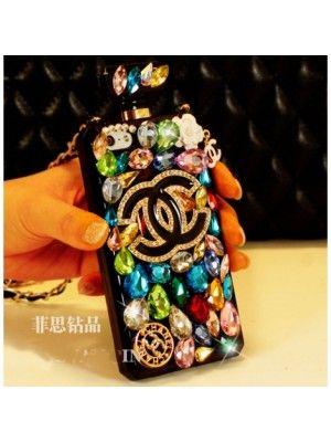 Chanel N5 iPhone 6S SWAROVSKI Schutzhülle {XnPuppsX}