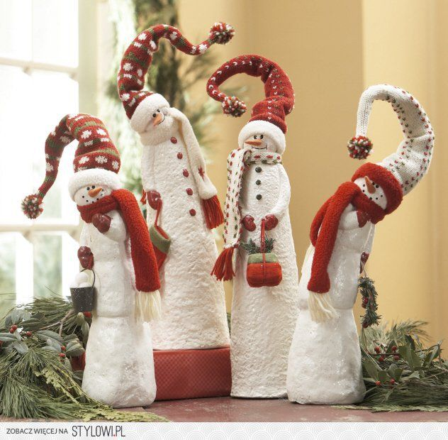 christmas table decorations na Stylowi.pl