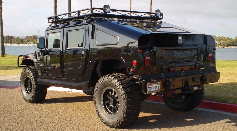 Old School Hummer Hummer Hummer H1 Hummer Truck