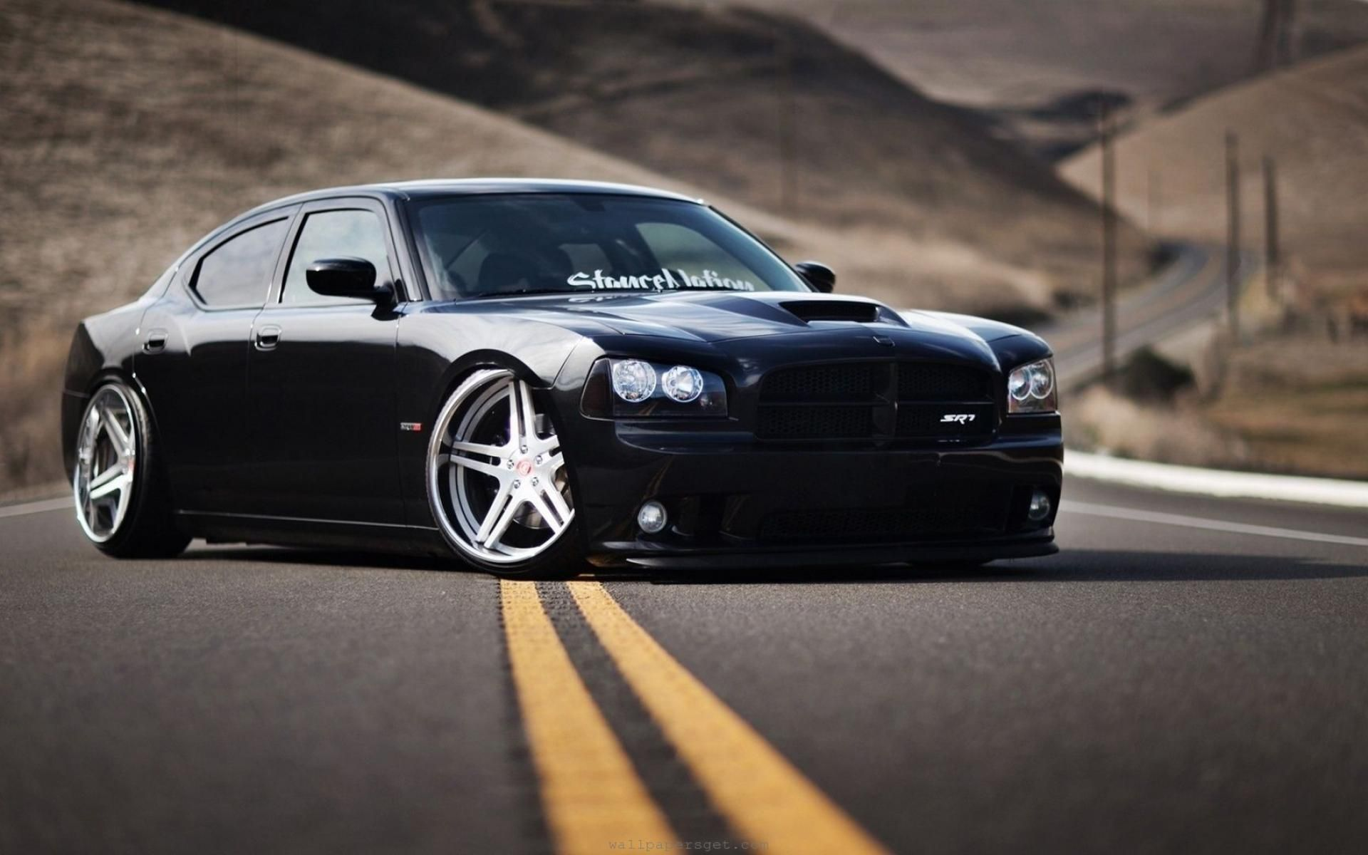 Dodge charger srt my dream car