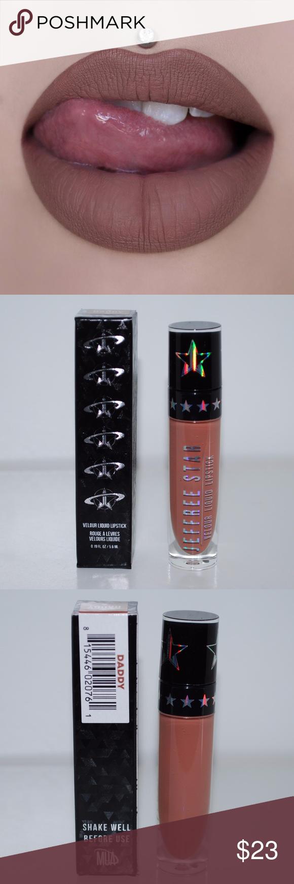 Jeffree Star Cosmetics X Manny MUA Daddy Lipstick ...