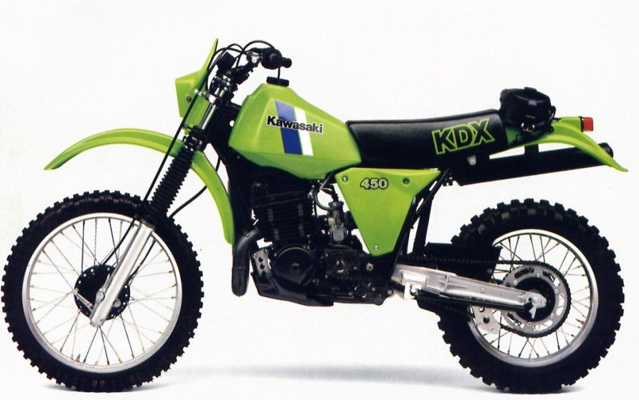 1980 Kawasaki Kdx450 Kawasaki Kdx Pinterest Motos Enduro