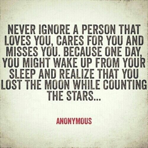Never Take Sumone For Granted, Appreaciate Every Bit Of Them Because Noting  Lasts For Ever.......... | Quotes That I Love | Pinterest | Count, Moon And  Star
