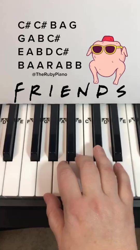 Therubypiano Therubypiano On Tiktok How To Play Baby Shark On Piano Babyshark Piano Pianotu In 2020 Piano Sheet Music Letters Piano Songs Piano Music Easy