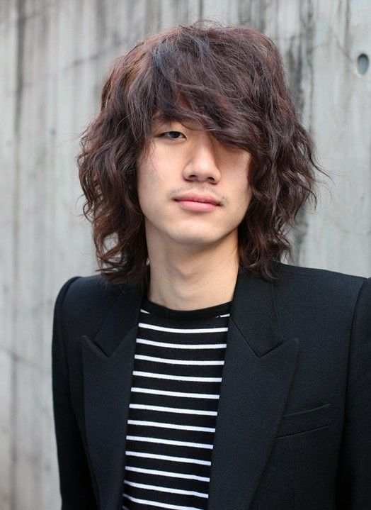 Excellent 1000 Images About Korean Guys Hairstyles Asian Guys Haircuts On Hairstyle Inspiration Daily Dogsangcom