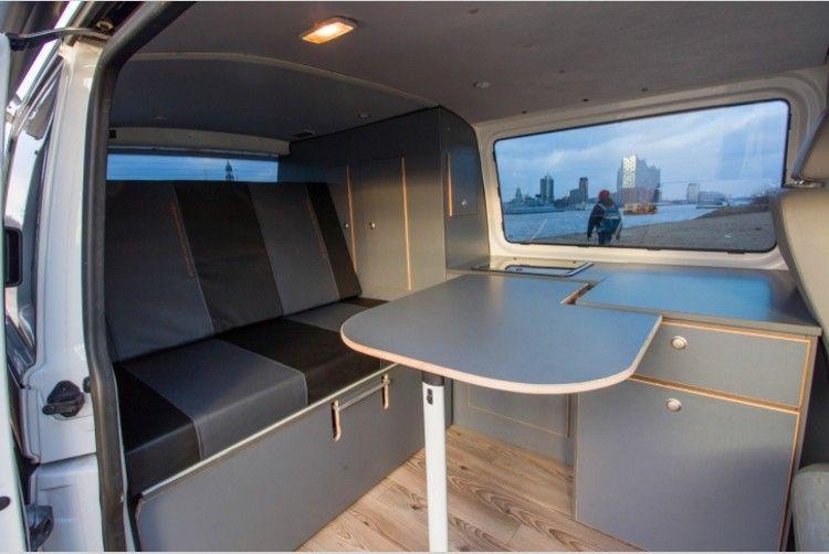 VW T5 Transporter Camper Fox, Von Privat Mieten In Hamburg